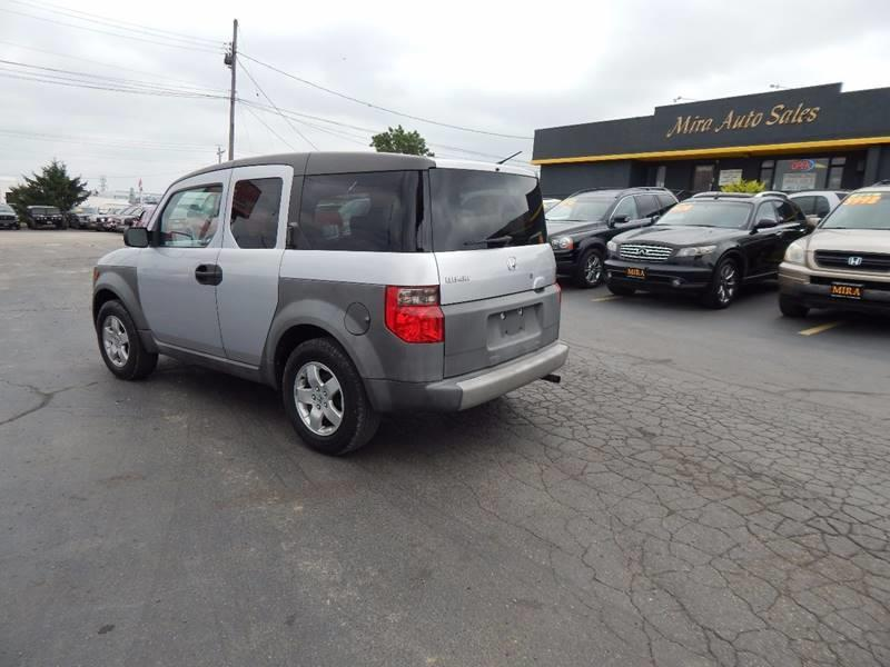 2003 Honda Element AWD DX 4dr SUV In Cincinnati OH