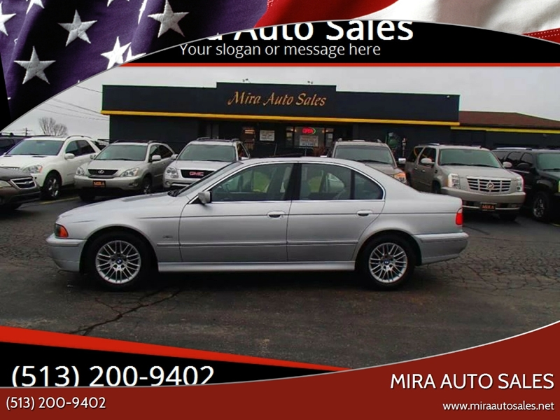 Mira Auto Sales >> 2002 Bmw 5 Series 530i 4dr Sedan In Cincinnati Oh Mira Auto Sales