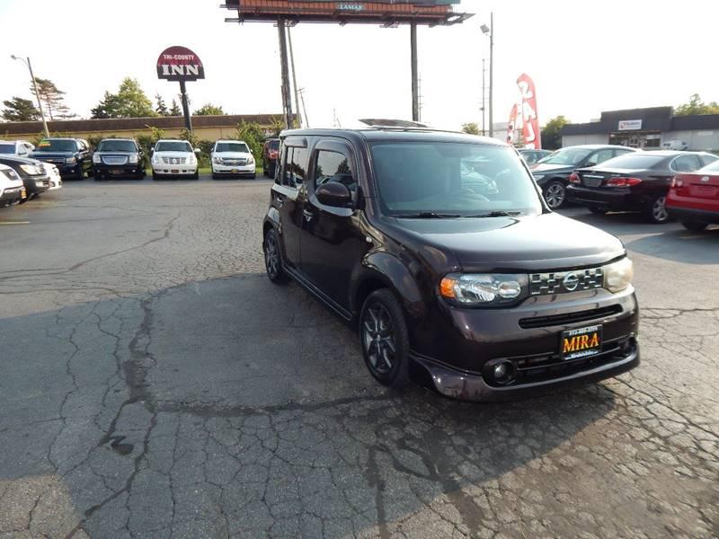 2009 Nissan Cube Krom 4dr Wagon In Cincinnati Oh Mira Auto Sales