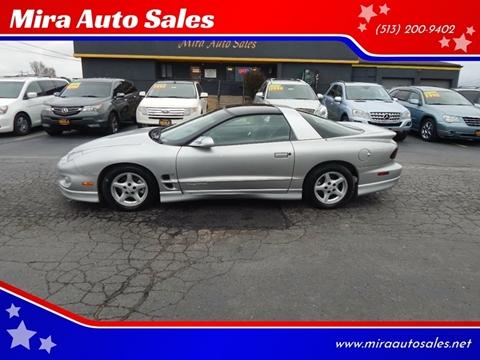 1998 Pontiac Firebird for sale in Cincinnati, OH