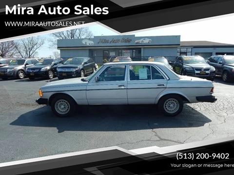 1985 Mercedes-Benz 300-Class for sale in Cincinnati, OH