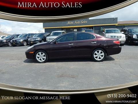 Mira Auto Sales >> Lexus Es 330 For Sale In Cincinnati Oh Mira Auto Sales