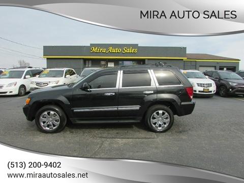 Mira Auto Sales >> Jeep Grand Cherokee For Sale In Cincinnati Oh Mira Auto Sales