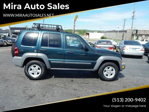 2006 Jeep Liberty for sale in Cincinnati, OH