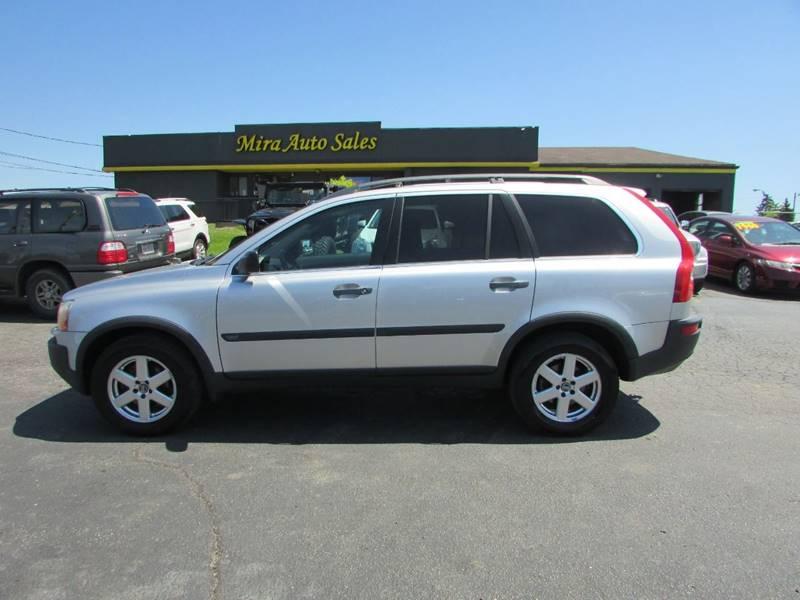 Mira Auto Sales >> Cincinnati Used Volvo Xc90 2 5t Awd 4dr Turbo Suv Gasoline