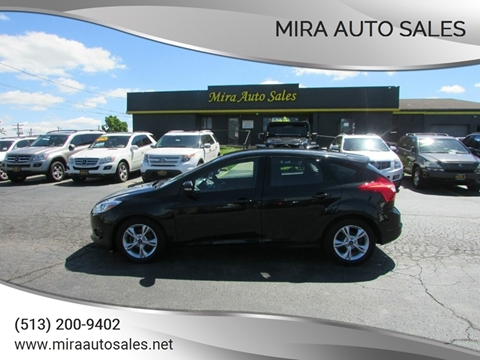 2013 Ford Focus for sale in Cincinnati, OH
