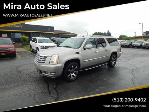 Mira Auto Sales >> Cadillac Escalade For Sale In Cincinnati Oh Mira Auto Sales