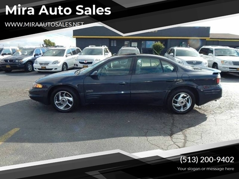 2001 Pontiac Bonneville for sale in Cincinnati, OH