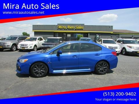 Mira Auto Sales >> Subaru For Sale In Cincinnati Oh Mira Auto Sales