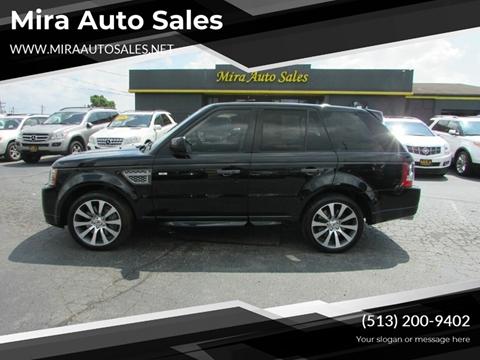 2011 Land Rover Range Rover Sport for sale in Cincinnati, OH
