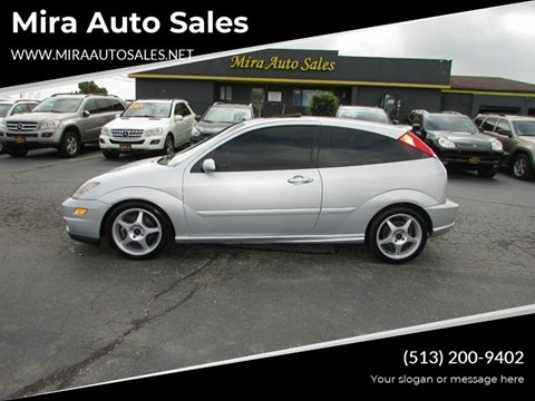 2003 Ford Focus SVT for sale in Cincinnati, OH