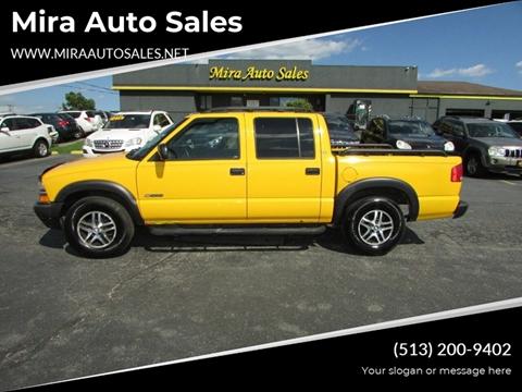 Mira Auto Sales >> Chevrolet S 10 For Sale In Cincinnati Oh Mira Auto Sales