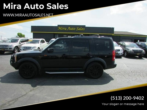 2008 Land Rover LR3 for sale in Cincinnati, OH