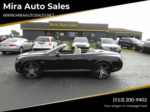 2007 Bentley Continental for sale in Cincinnati, OH