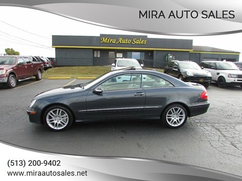 2008 Mercedes-Benz CLK for sale in Cincinnati, OH
