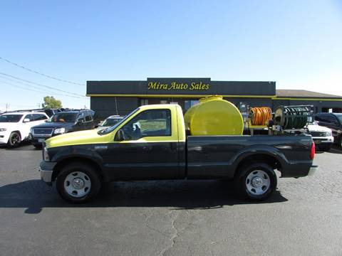 2005 Ford F-350 Super Duty for sale at MIRA AUTO SALES in Cincinnati OH