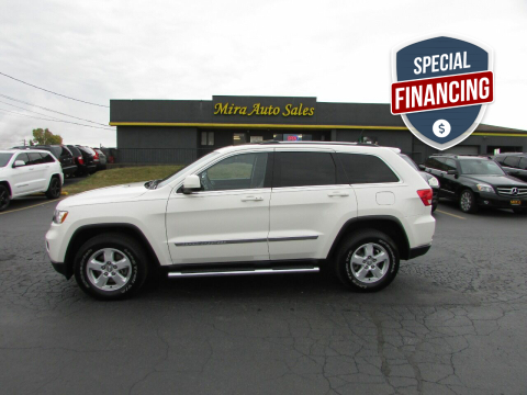 2012 Jeep Grand Cherokee for sale at MIRA AUTO SALES in Cincinnati OH
