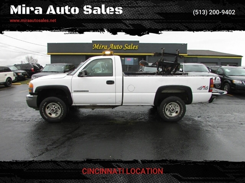 Used 2006 Gmc Sierra 2500hd For Sale Carsforsale Com