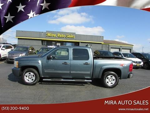 2011 Chevrolet Silverado 1500 LT for sale at MIRA AUTO SALES in Cincinnati OH