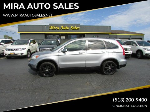 2008 Honda CR-V for sale at MIRA AUTO SALES in Cincinnati OH
