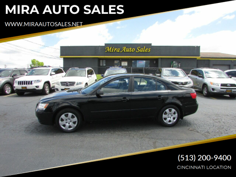 2010 Hyundai Sonata for sale at MIRA AUTO SALES in Cincinnati OH