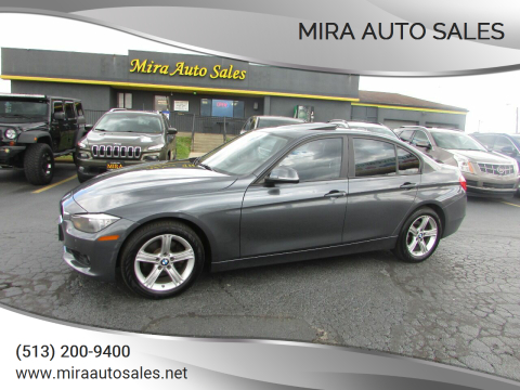 2013 BMW 3 Series for sale at MIRA AUTO SALES in Cincinnati OH