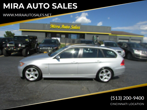 2006 BMW 3 Series for sale at MIRA AUTO SALES in Cincinnati OH