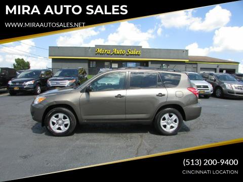 2011 Toyota RAV4 for sale at MIRA AUTO SALES in Cincinnati OH