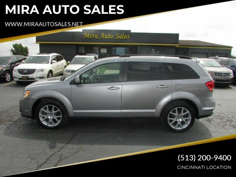 2015 Dodge Journey for sale at MIRA AUTO SALES in Cincinnati OH