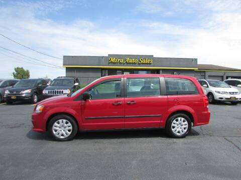 2015 Dodge Grand Caravan for sale at MIRA AUTO SALES in Cincinnati OH