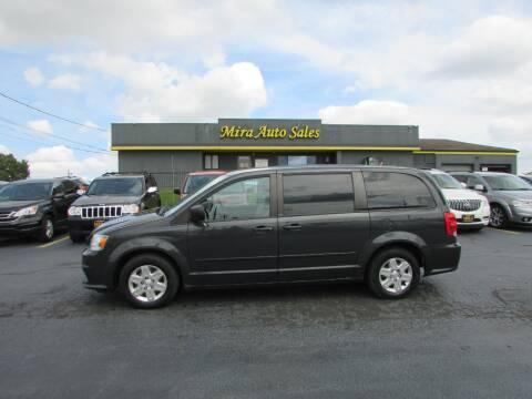 2012 Dodge Grand Caravan for sale at MIRA AUTO SALES in Cincinnati OH