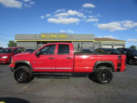 2005 Dodge Ram Pickup 2500 for sale at MIRA AUTO SALES in Cincinnati OH