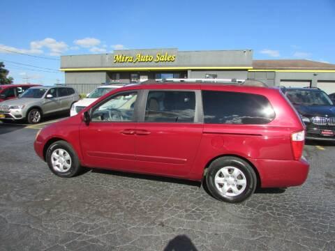 2007 Kia Sedona for sale at MIRA AUTO SALES in Cincinnati OH