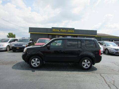 2009 Honda Pilot for sale at MIRA AUTO SALES in Cincinnati OH