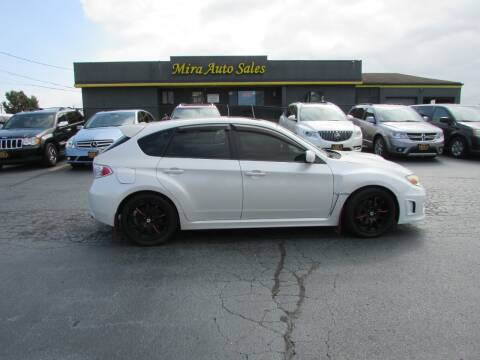 2013 Subaru Impreza for sale at MIRA AUTO SALES in Cincinnati OH