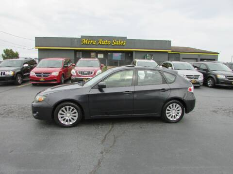 2009 Subaru Impreza for sale at MIRA AUTO SALES in Cincinnati OH