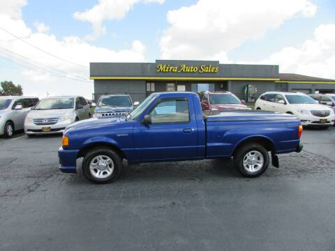 2005 Ford Ranger for sale at MIRA AUTO SALES in Cincinnati OH