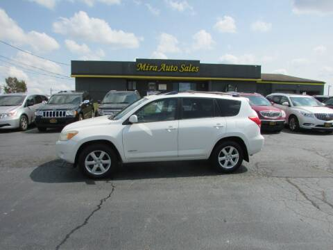 2008 Toyota RAV4 for sale at MIRA AUTO SALES in Cincinnati OH