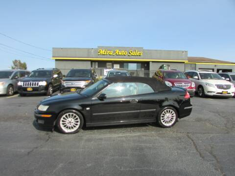 2005 Saab 9-3 for sale at MIRA AUTO SALES in Cincinnati OH