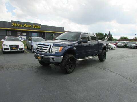 2009 Ford F-150 for sale at MIRA AUTO SALES in Cincinnati OH
