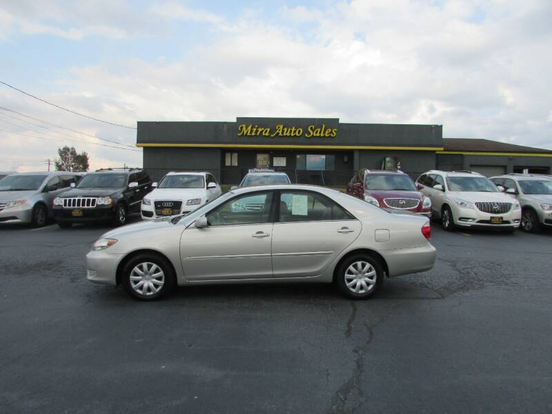 2005 Toyota Camry for sale at MIRA AUTO SALES in Cincinnati OH