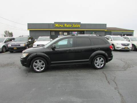 2010 Dodge Journey for sale at MIRA AUTO SALES in Cincinnati OH