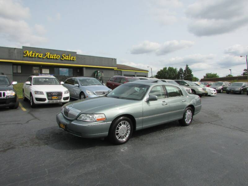 2006 Lincoln Town Car for sale at MIRA AUTO SALES in Cincinnati OH