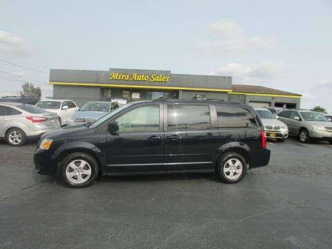 2010 Dodge Grand Caravan for sale at MIRA AUTO SALES in Cincinnati OH
