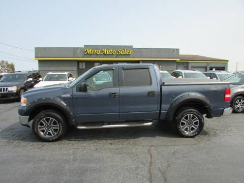 2006 Ford F-150 for sale at MIRA AUTO SALES in Cincinnati OH