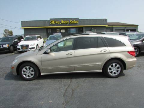 2007 Mercedes-Benz R-Class for sale at MIRA AUTO SALES in Cincinnati OH