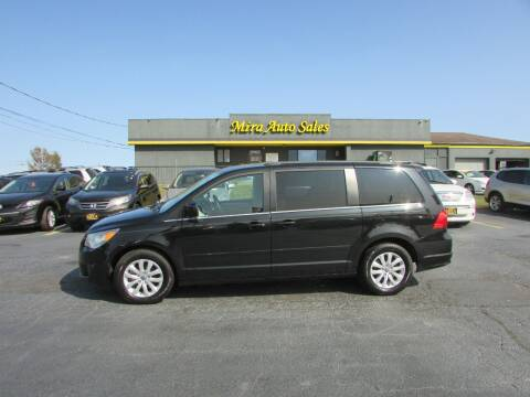 2013 Volkswagen Routan for sale at MIRA AUTO SALES in Cincinnati OH