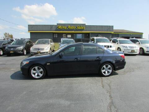 2006 BMW 5 Series for sale at MIRA AUTO SALES in Cincinnati OH