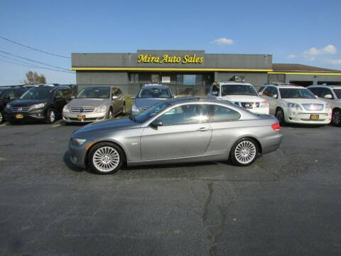 2007 BMW 3 Series for sale at MIRA AUTO SALES in Cincinnati OH