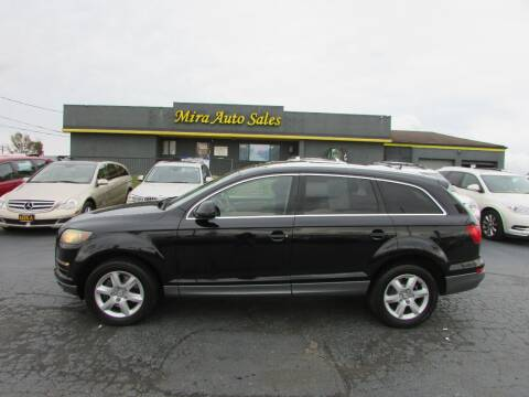 2010 Audi Q7 for sale at MIRA AUTO SALES in Cincinnati OH